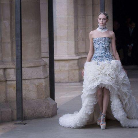 Princesses modernes chez Alexander McQueen