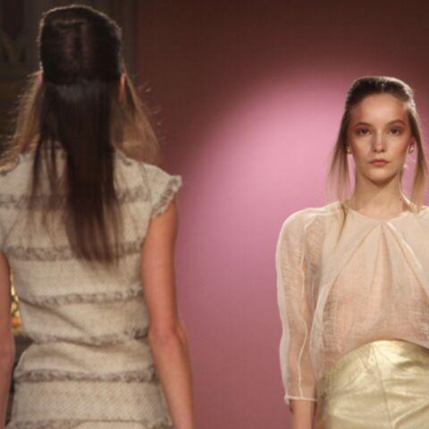 Fashion week: Anne-Valérie Hash ouvre la semaine des défilés