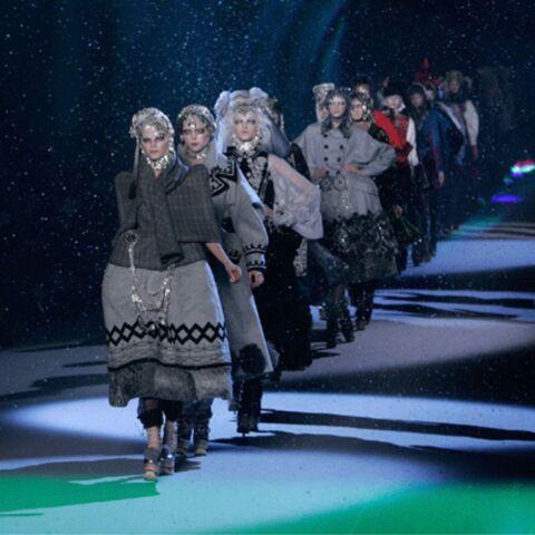 Fashion Week: derniers défilés à Paris