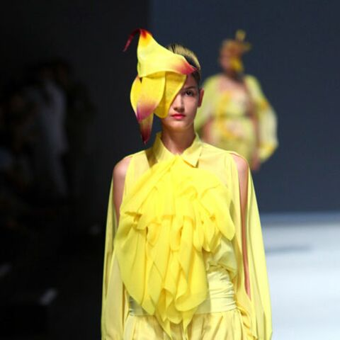 Fashion Week Paris – L'Odyssée onirique d'Issey Miyake