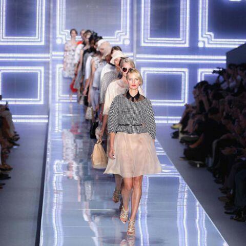 Fashion Week Paris – Les élégantes Parisiennes de Dior