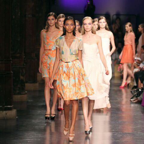 Fashion Week Paris – Les jeunes filles chics de Cacharel
