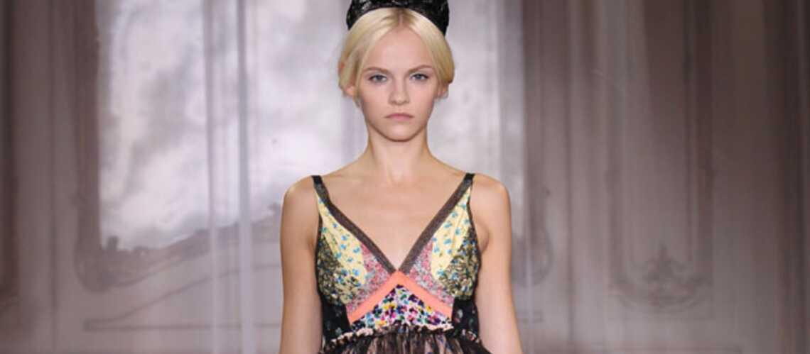 Fashion Week Paris – Lolitas éthérées chez Nina Ricci