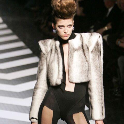 Fashion Week: l'hiver sera chaud chez Jean-Paul Gaultier