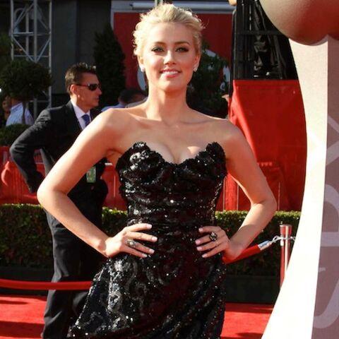 T'as le look… Amber Heard!
