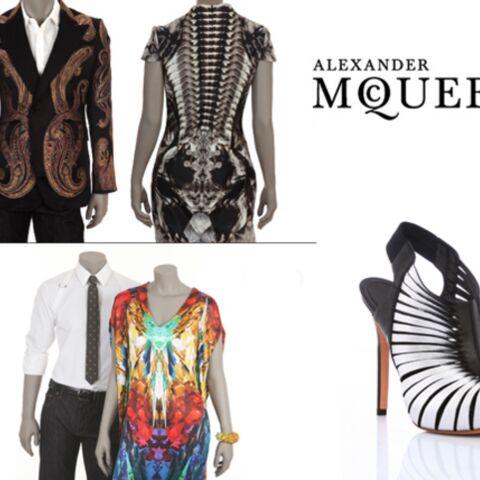 Alexander McQueen: la vente à ne pas rater!