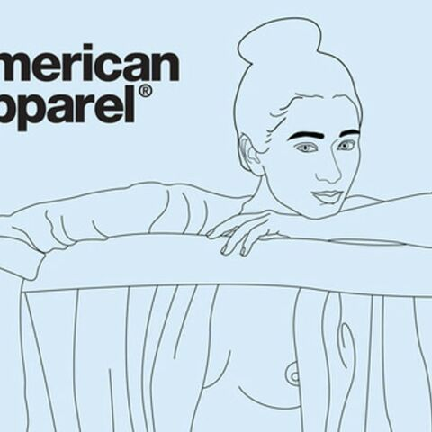 American Apparel, une marque au poil!