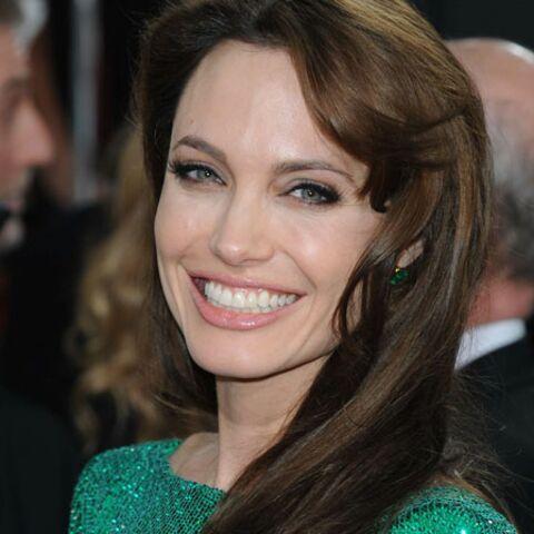 Angelina Jolie, égérie frenchy