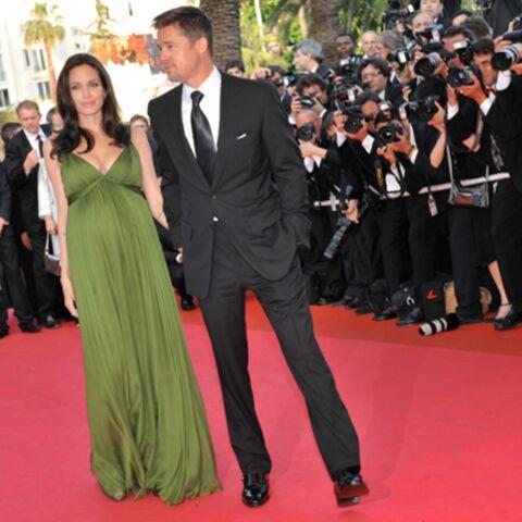 Angelina Jolie et Brad Pitt: le couple le mieux habillé de l'année!