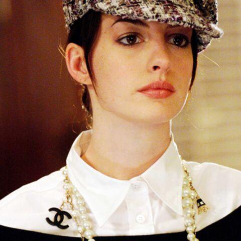 Anne Hathaway, Chanel'ivore