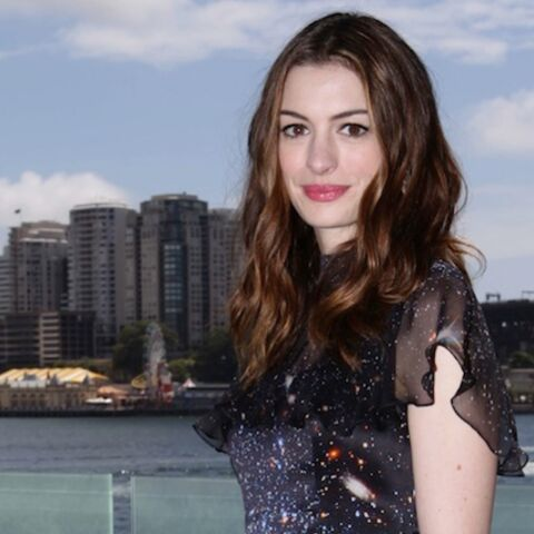 Je veux le look… d'Anne Hathaway
