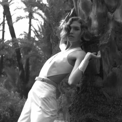 Vidéo – Yves Saint Laurent, cache-cache à Marrakech