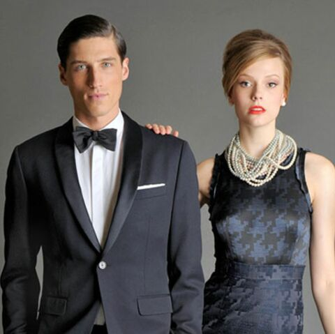 La collection Mad Men de Banana Republic