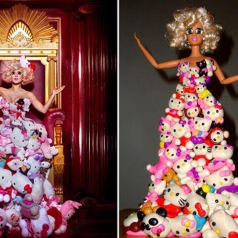Barbie devient une Lady complètement Gaga