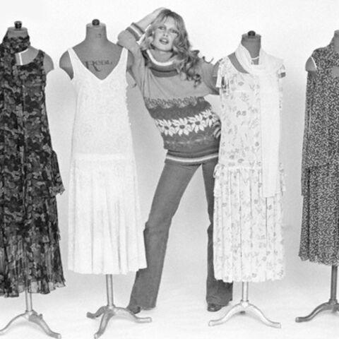 Brigitte Bardot, icône de mode