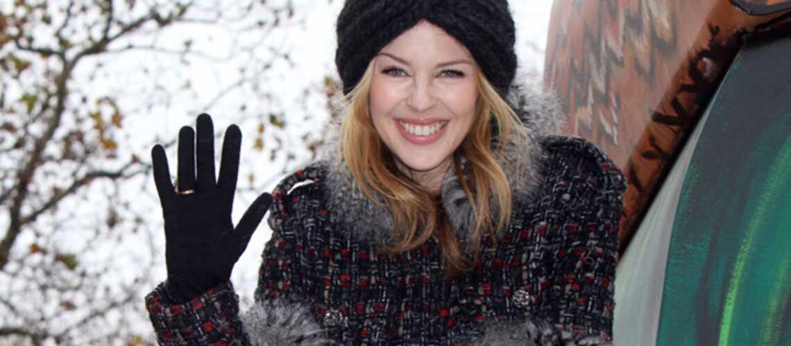 Kylie Minogue, Lady Gaga… oh, la belle paire…