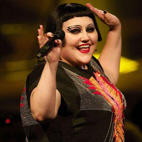 Beth Ditto, styliste pour les femmes rondes