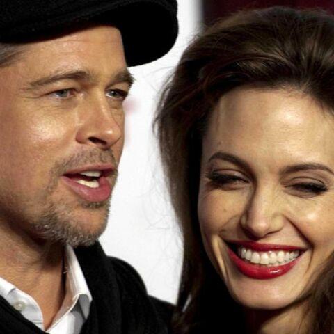Angelina Jolie et Brad Pitt, deux amoureux sur tapis rouge