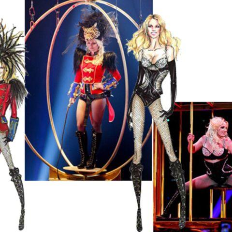 Britney Spears, sexy dominatrice de son Circus