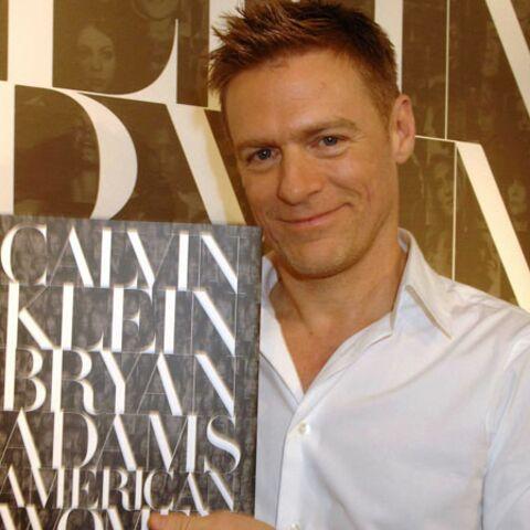 Bryan Adams et Calvin Klein s'unissent pour la bonne cause