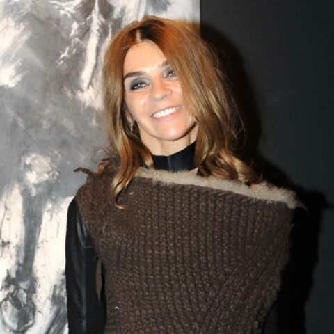 Carine Roitfeld: «Je ressemble à Iggy Pop»