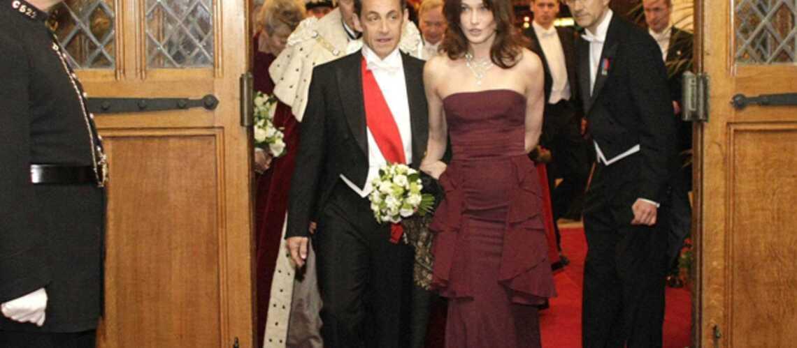 La robe Dior de Carla B. revient à Christian Audigier