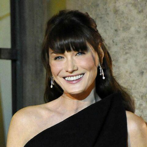 Carla Bruni: «Nous sommes fatigués de la sophistication inutile»