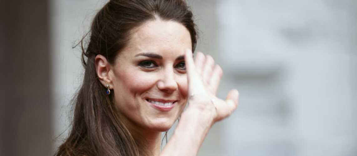 Princesse Kate bientôt en tournée sans William