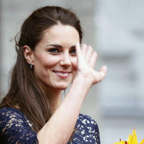 Kate: l'absence, la ferveur. Et l'attente.