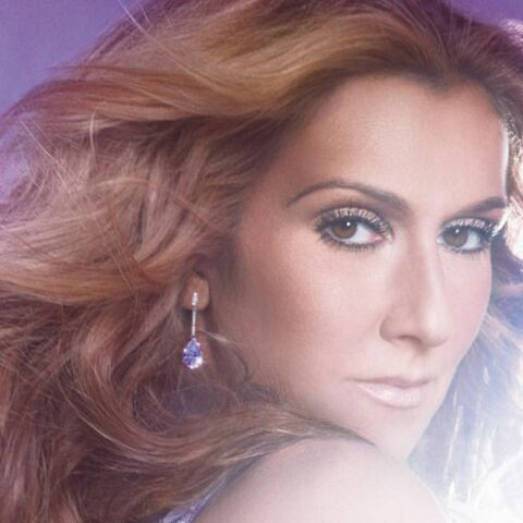 Céline Dion brille chez Coty