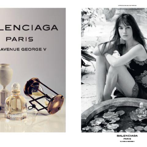Vidéo- La «beauté bizarre» de Charlotte Gainsbourg pour Balenciaga
