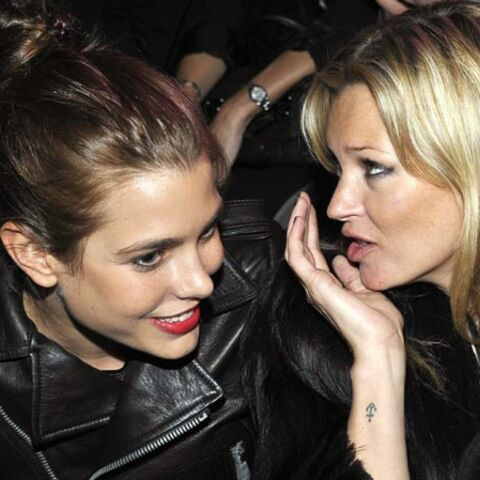 Quand Kate Moss et Charlotte Casiraghi parlent chiffons