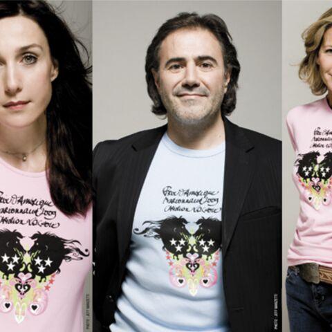 Christian Lacroix créé un tee-shirt pour la bonne cause
