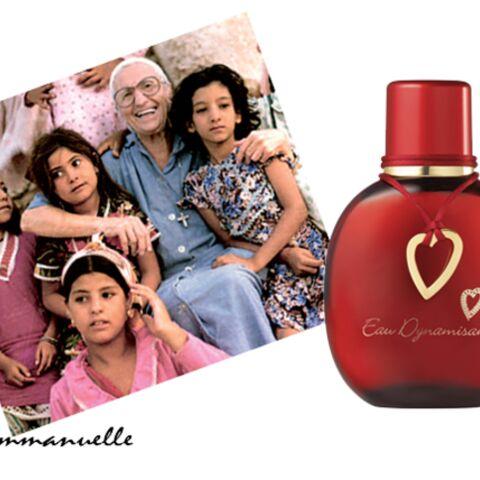 Clarins soutient la fondation Sœur Emmanuelle