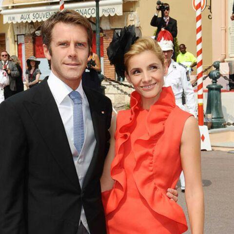 Monaco – Clotilde Courau, Roberta Armani, Madeleine de Suède: défilé de beautés au mariage