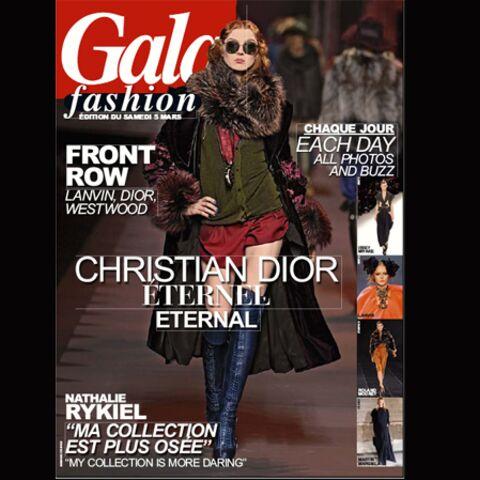 Feuilletez l'édition du jour de Gala Fashion! (05/03/2011)
