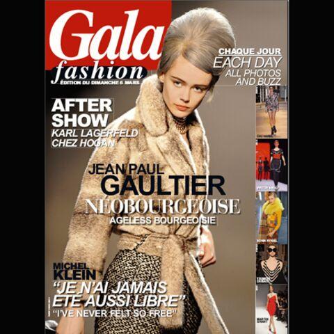 Feuilletez l'édition du jour de Gala Fashion! (06/03/2011)