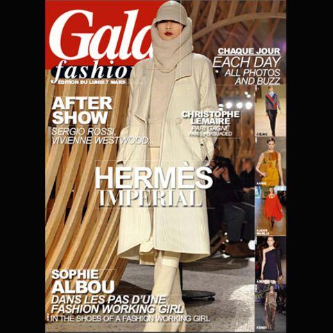 Feuilletez l'édition du jour de Gala Fashion! (07/03/2011)
