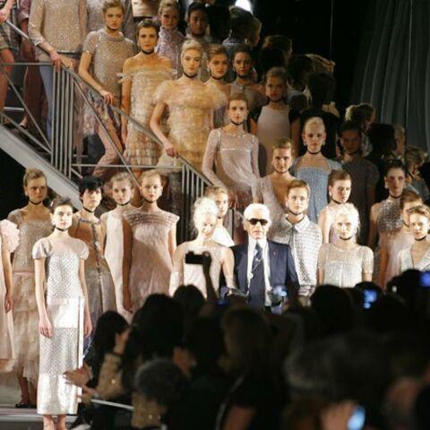 Photos- Du Chanel sage pour la Haute couture