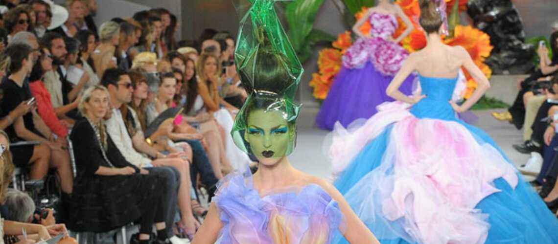 Dior, une frimousse haute-couture