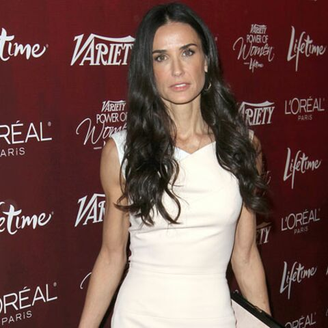 T'as le look…Demi Moore!