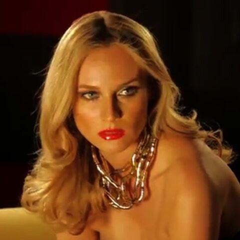 Vidéo – Diane Kruger vampirise L'Oréal Paris