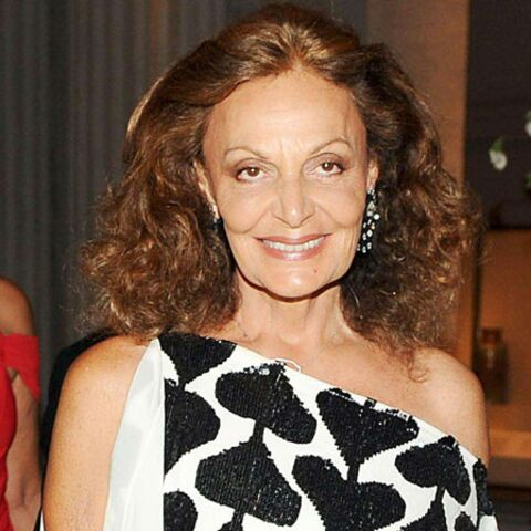 Diane Von Fürstenberg se penche sur les enfants fashion