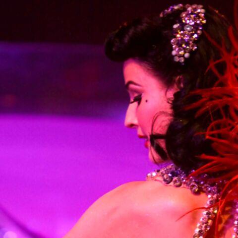 Dita Von Teese enflamme le Casino de Paris