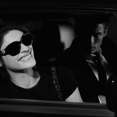 Elisa Sednaoui, nouvelle égérie des lunettes Chanel
