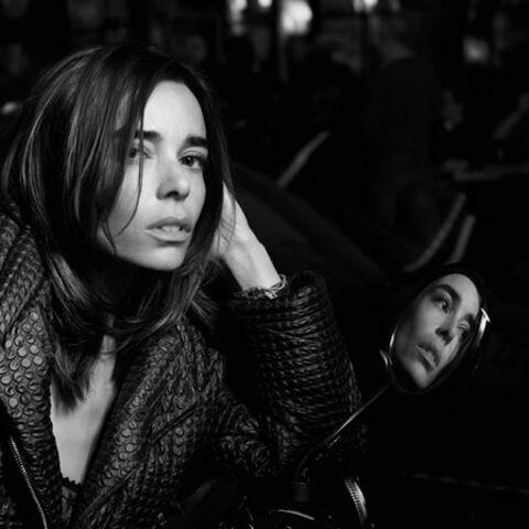 Élodie Bouchez, Élisa Sednaoui: toutes en doudounes Karl Lagerfeld!