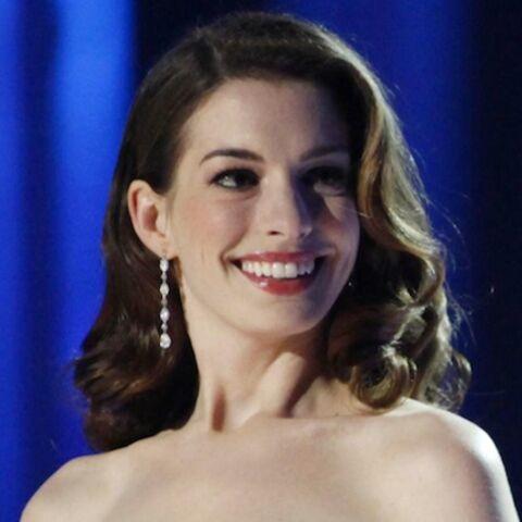 Anne Hathaway, une fashionista glamour