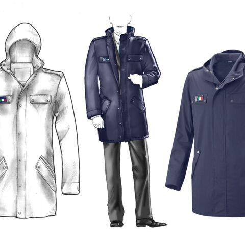 «Président Parka» pour fashion G8