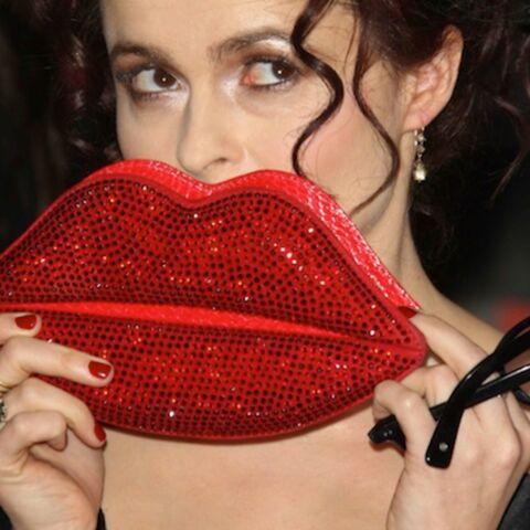 Helena Bonham Carter? Une modeuse baroque et romantique