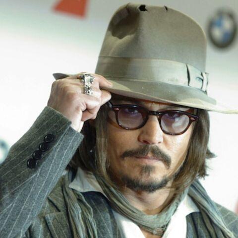 Johnny Depp: après les blockbusters, la retraite?